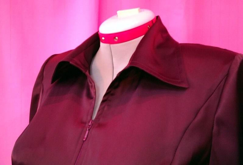 фрагмент блузки